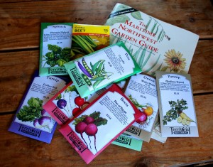 One of my happiest seed purchases in years. Lupa, 2014.
