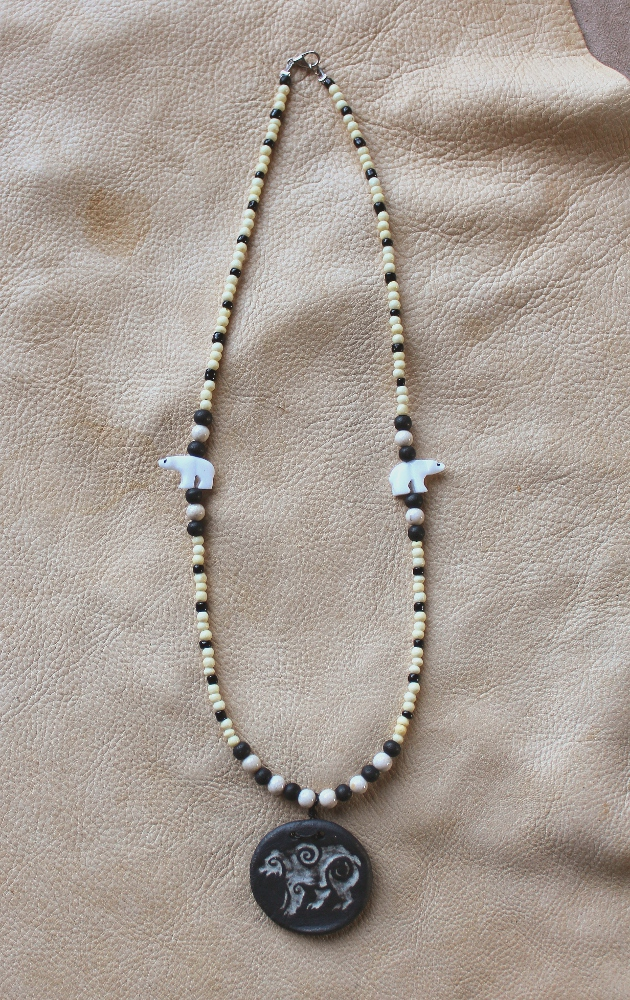 white_bear_necklace_by_lupagreenwolf-d6xl53f